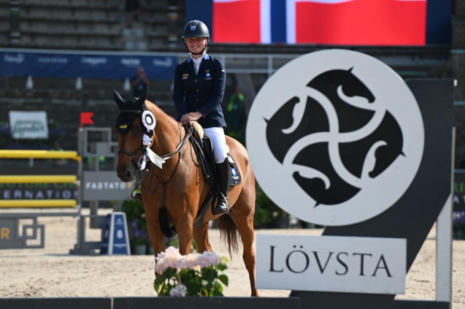 Norsk seger i Lövstas U 25 –Sverige på tredje plats