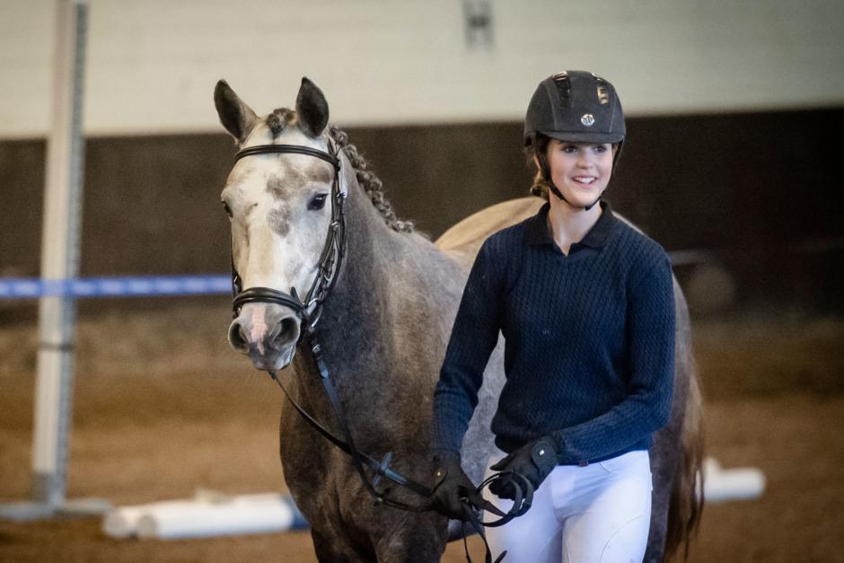 Kvalificerade ponnyer till ungponnyfinalerna