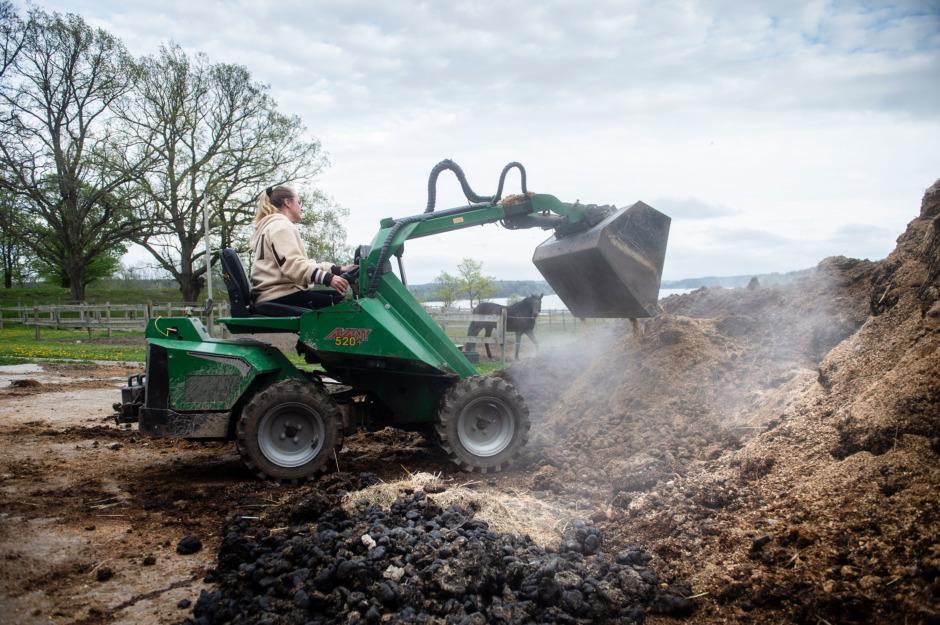 Maskinen som gör mest nytta på gården
