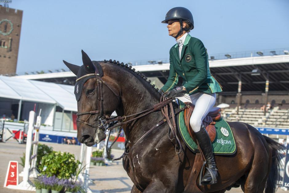 Dags för andra tävlingsdagen i Stockholm – svenskarna byter hästar