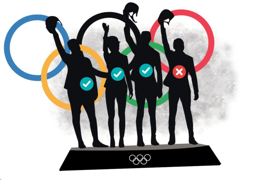 Tre ekipage i OS-lagen ger nya utmaningar