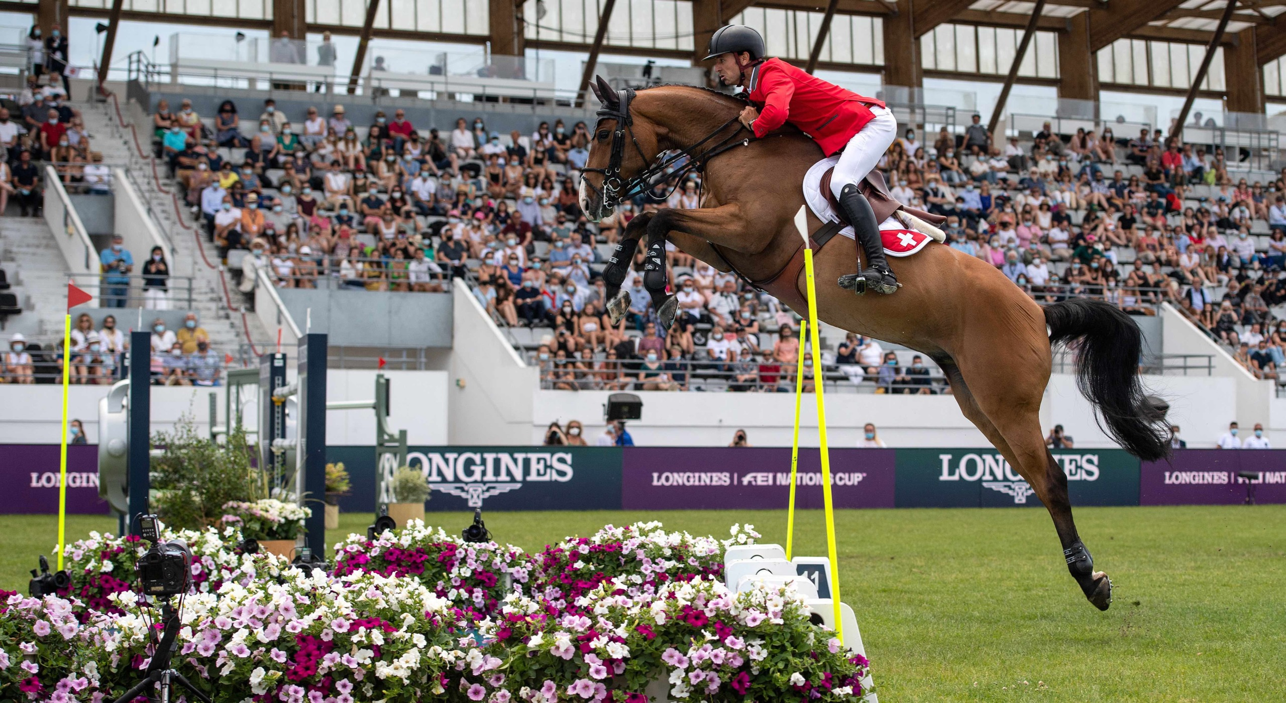 Jumping Nations Cup Of France
