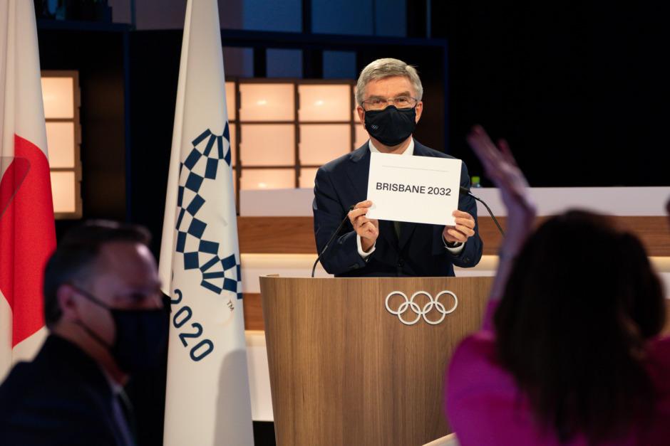 Klart: OS ska gå i Brisbane år 2032