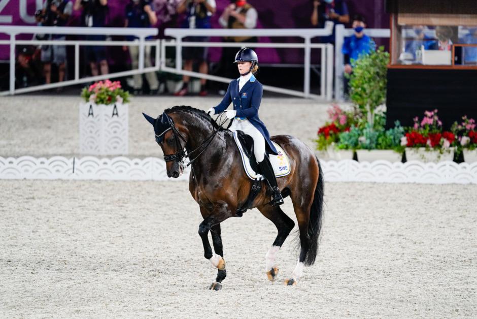 Tysk dominans i kürfinalen – Juliette Ramel bästa svensk