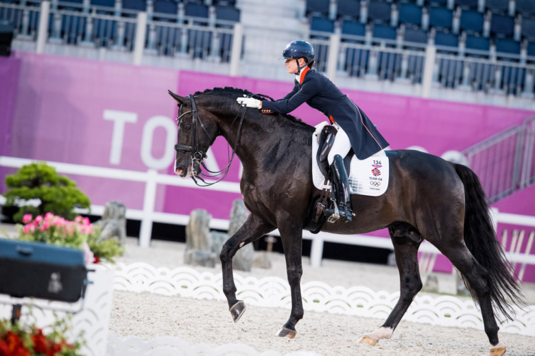 Charlotte Fry (gbr) With Ride Everdale Foto Fei Shannon Brinkman
