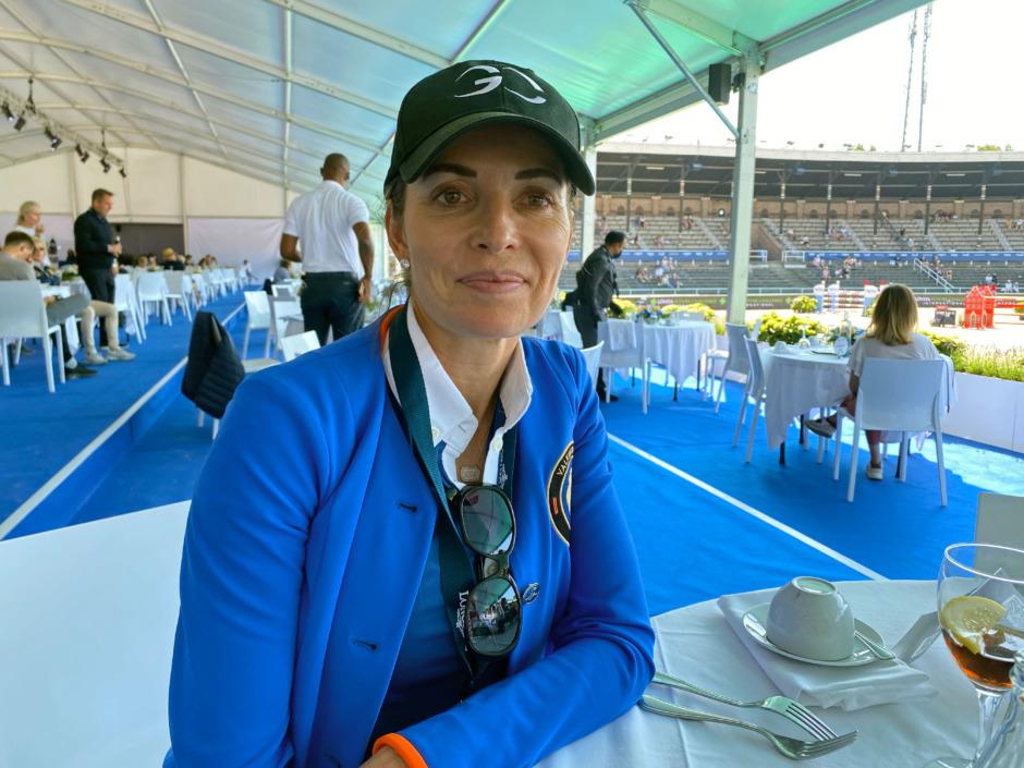 Edwina Tops Alexander får tävla individuellt
