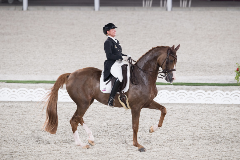 Isabell Werth (ger) And Bella Rose 2 Foto Fei Shannon Brinkman