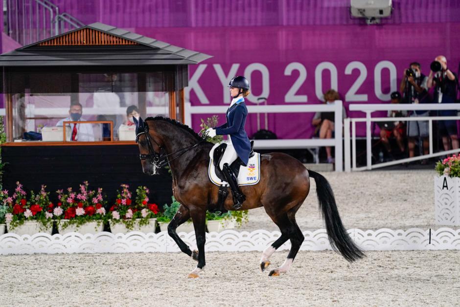 """Juliette Ramel: """"Min häst är verkligen helt otrolig"""""""