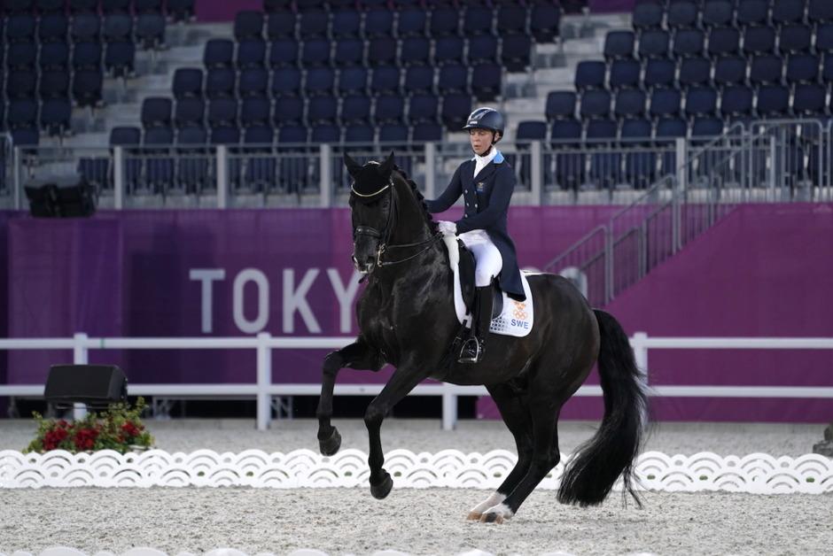 Therese Nilshagen direkt till OS-final