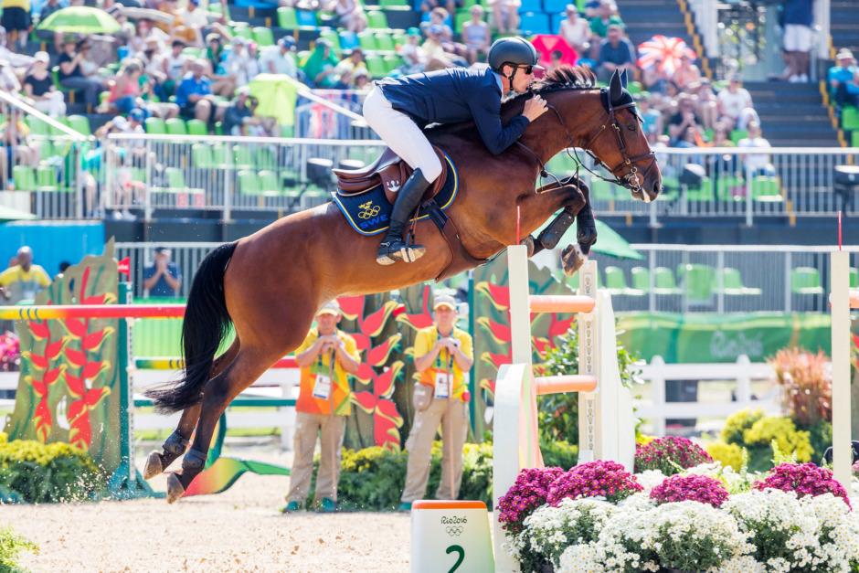 Peder Fredricson har valt OS-häst