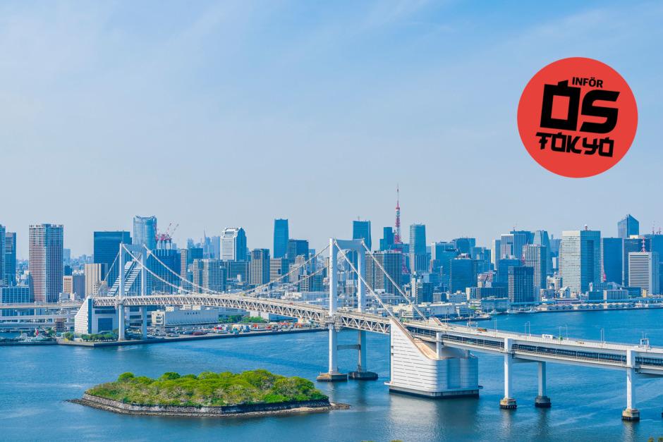 Tidsprogram OS i Tokyo