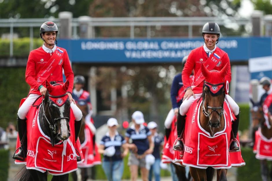 Lindelöw och Philippaerts hoppade hem GCL