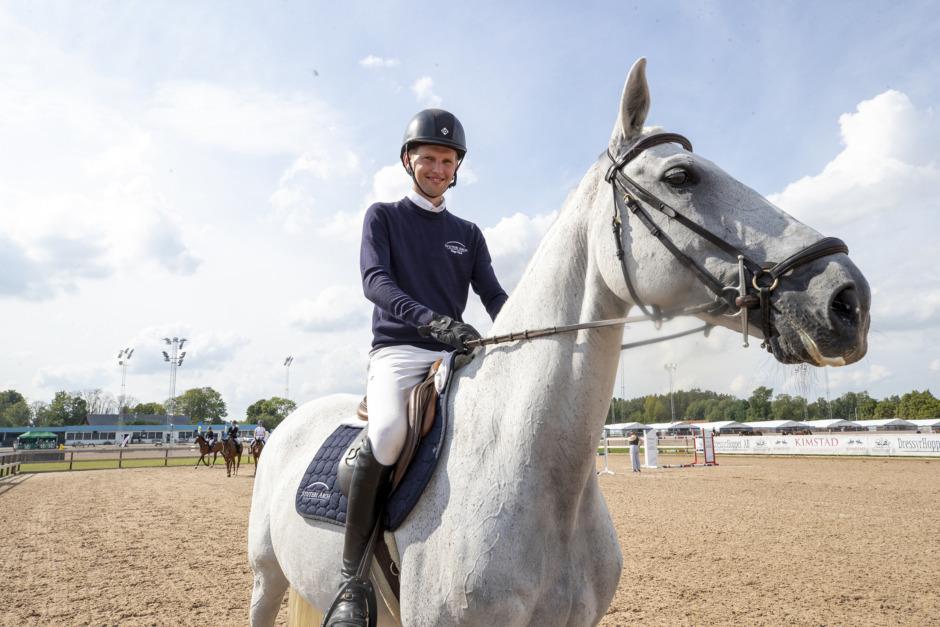Malin Baryards OS-häst gör comeback med ny ryttare