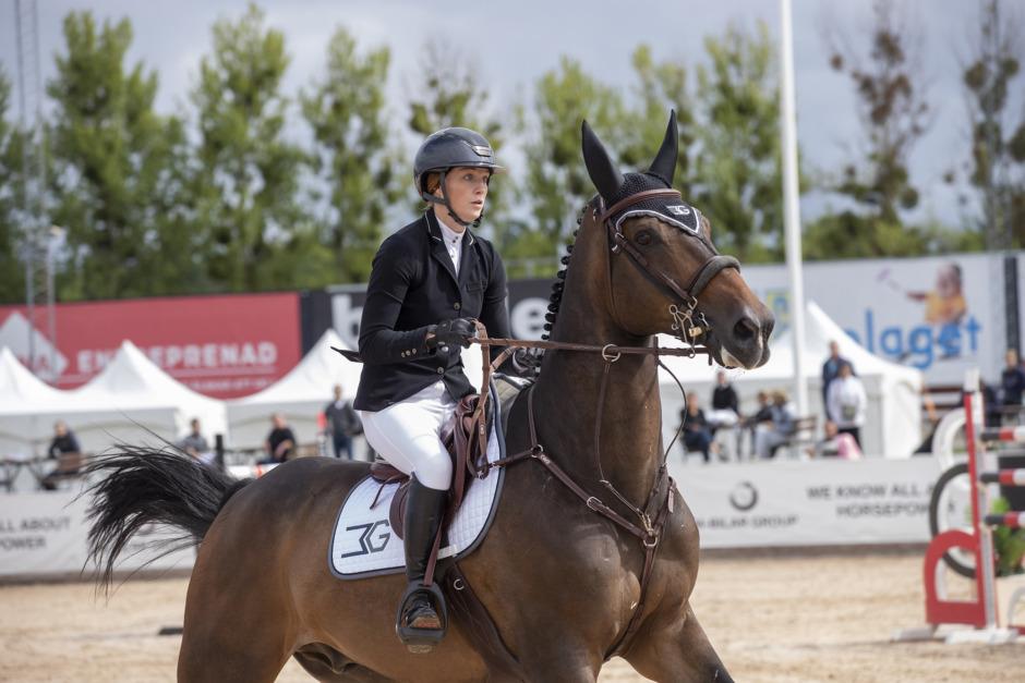 GP-segrar till Josephine Karlsson och Mikaela Gustaphson