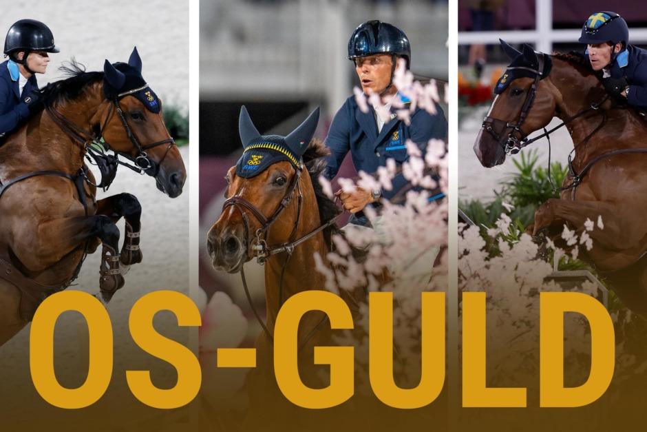 OS-guld till Super-svenskarna
