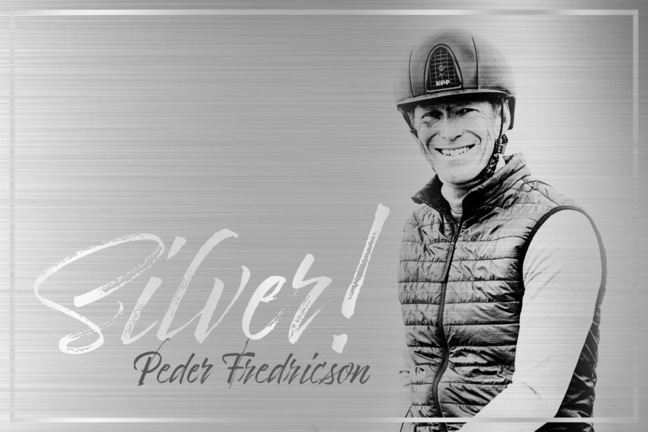 OS-silver till Peder Fredricson