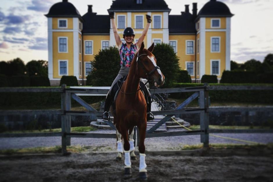 """""""Vad tycker jag om hos en häst?"""""""