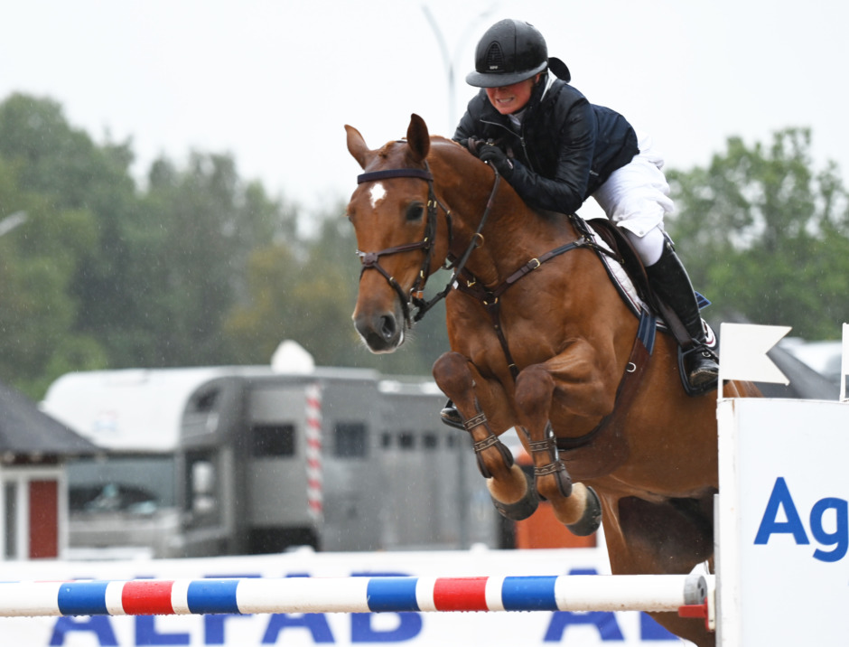 De segrade i Champion of the Youngsters