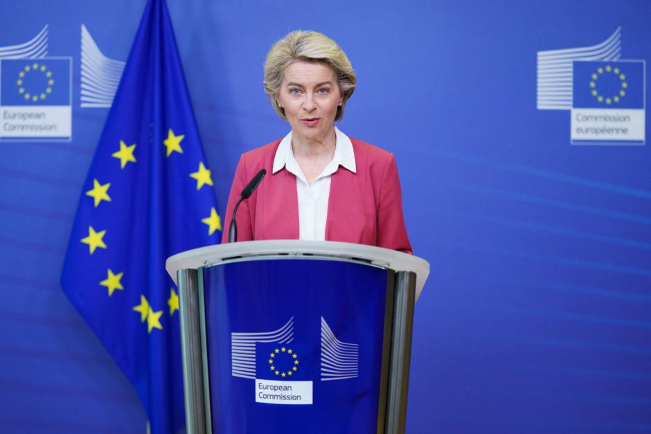 EU:s ordförande blir beskyddare av EM