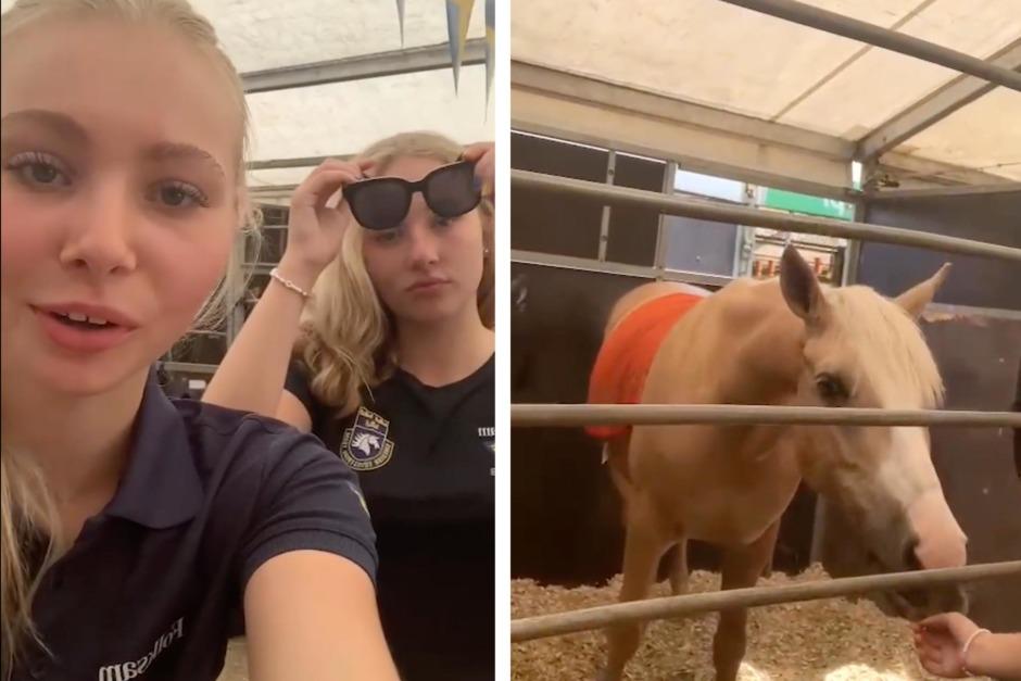"""EM-vloggen med Laura och Stella: """"Idag har vi hejat på hopplaget"""""""