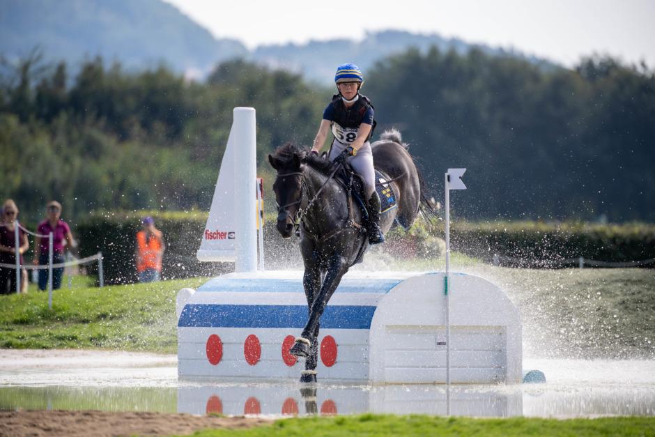 EM-terrängen klar – Algotsson Ostholt bästa svensk