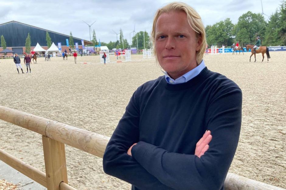 """Fredrik Jönsson om sin nya roll: """"Känns inte så naturligt"""""""