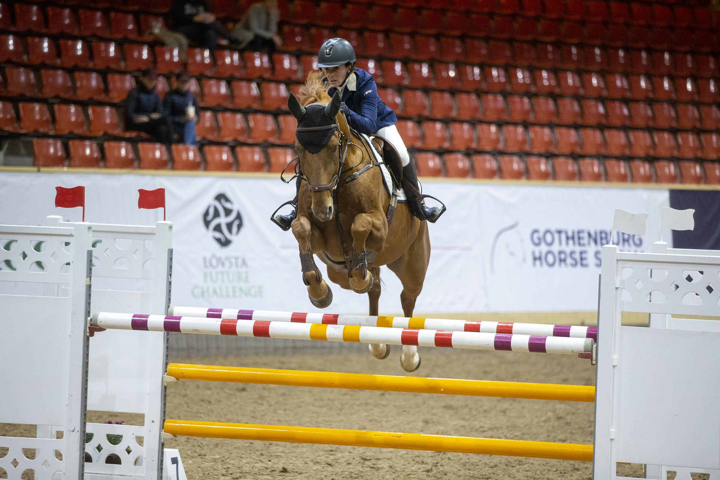 Elin Hultberg-lucky Code 1 211006 Rt