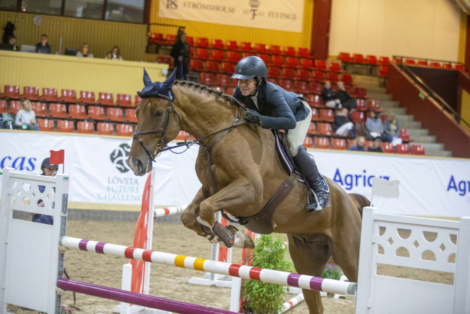 Fredag på SWB Equestrian Weeks
