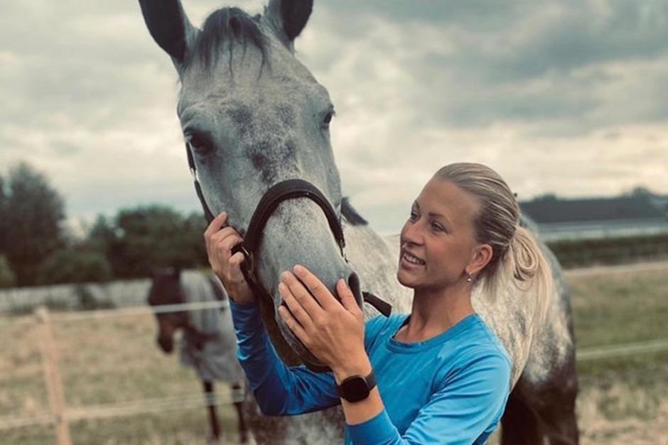 Hon vill samla hästfolket mot cancer
