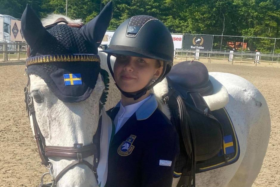 Selma Staffare och Munsboro Meg högst rankade i Sverige – rider ponnyernas världscup