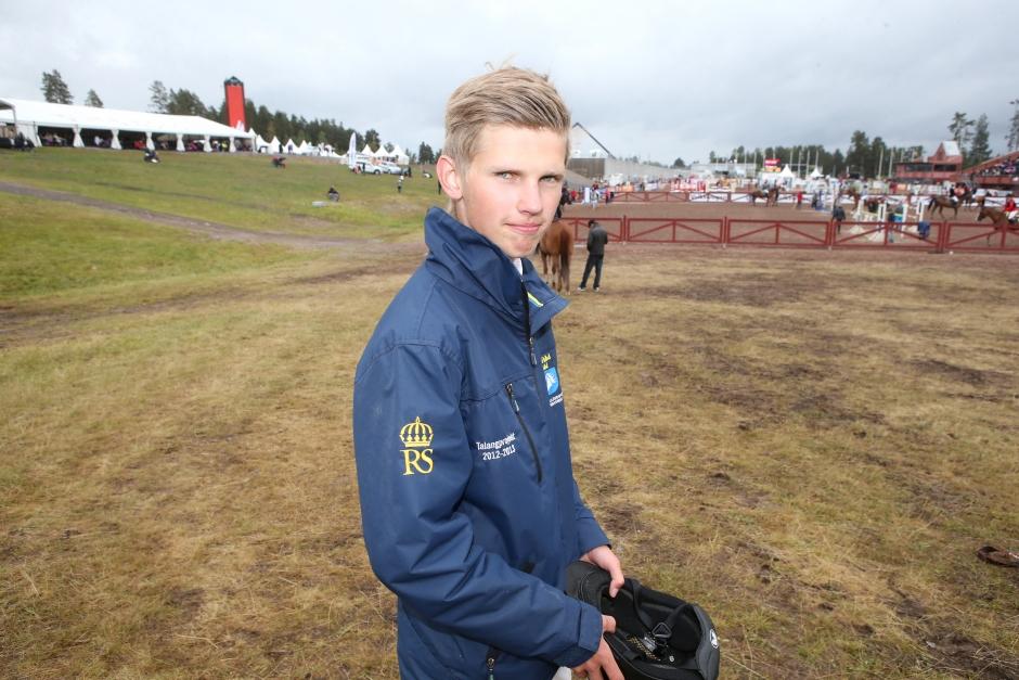Felfritt för Filip Ågren i J-EM