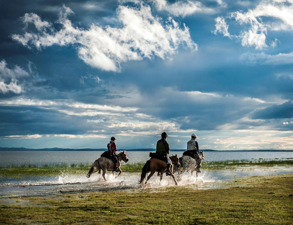 Suzanna Holmqvist ska rida Mongol Derby