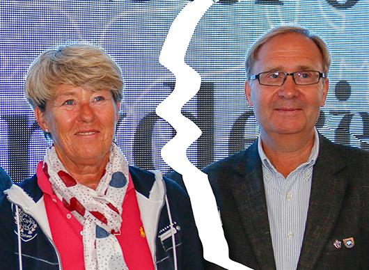 Kyra Kyrklund slutar som Supervisor
