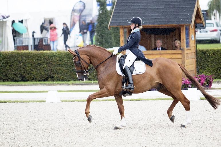 Jeanna Högberg och Fiorucci Ht är en av helgens nationella segrare.