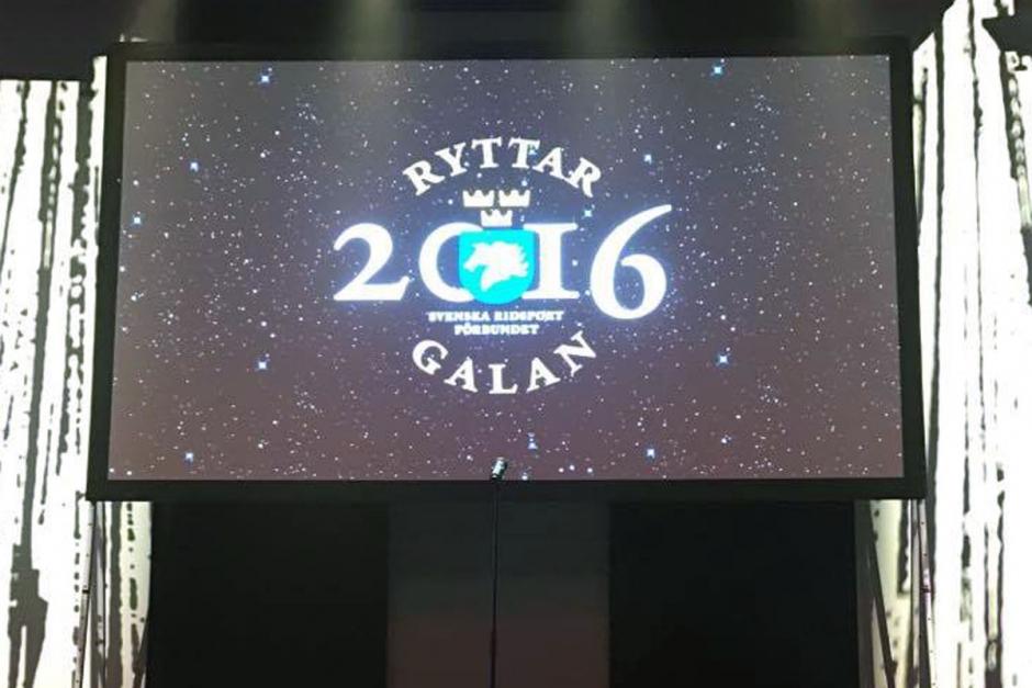 Ryttargalans största stjärnor hyllades kvällen lång