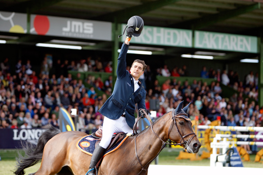 Grand Prix-seger till Belgien