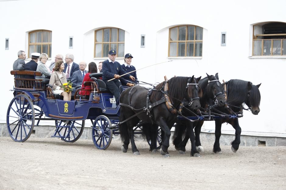 Kungligt på Strömsholm