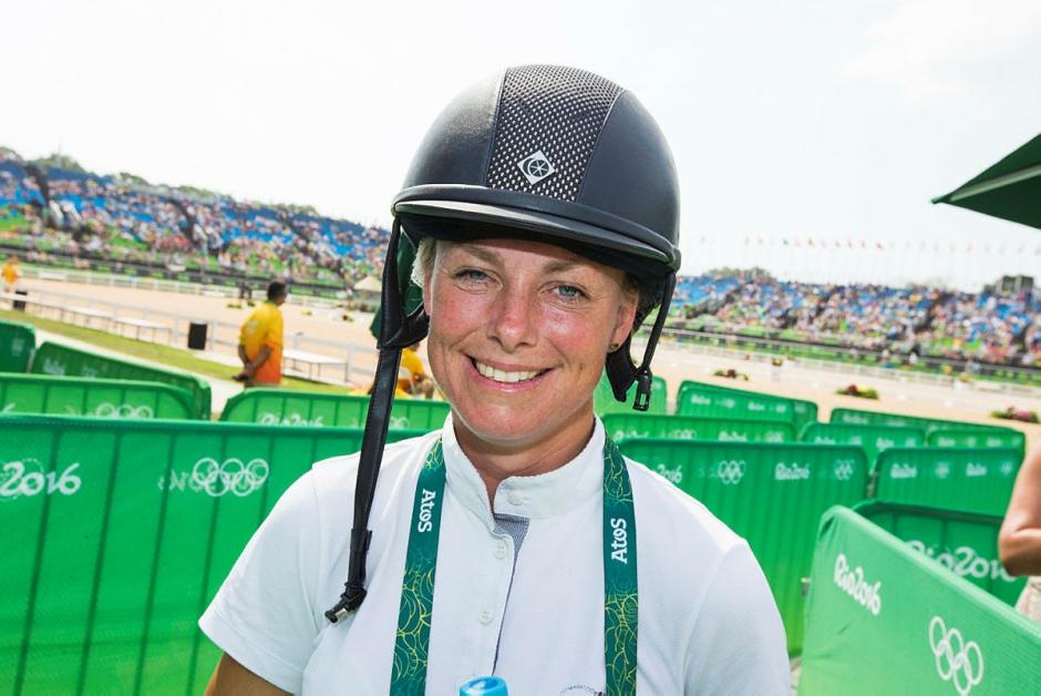 Trestjärnig topplacering till Sara Algotsson Ostholt