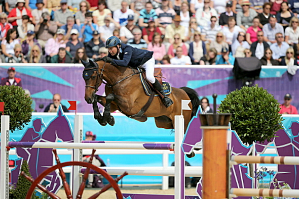 Ryttar-OS i Rio hotat