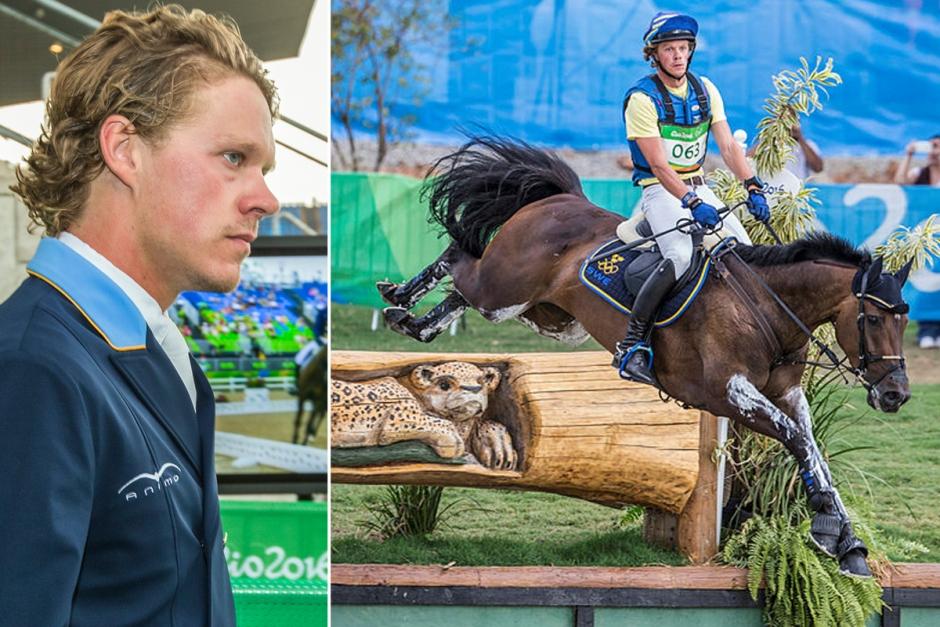 Ludwig Svennerstål har sålt OS-hästen