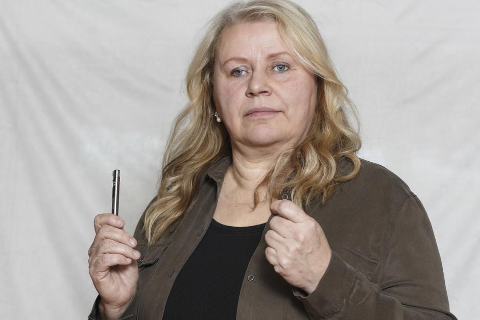 """Lena Zeiloth: """"Vi behöver fler stuteriveterinärer"""""""