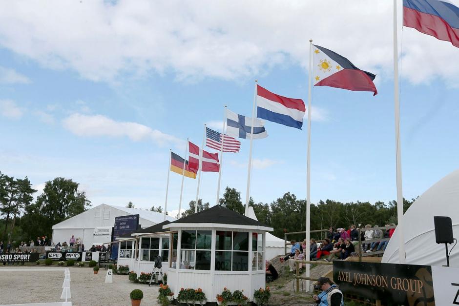 Finaldags för unghästarna i Falsterbo
