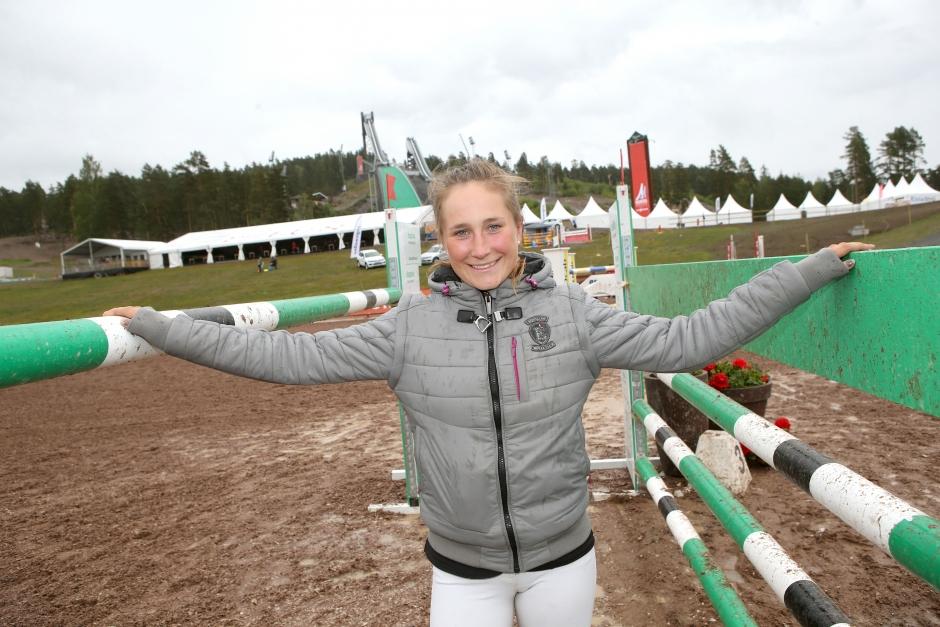 Irma Karlsson vill vinna YR-EM
