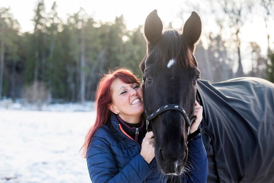 """Lena Wiman har förlorat Donnerstein: """"Han var mitt allt"""""""