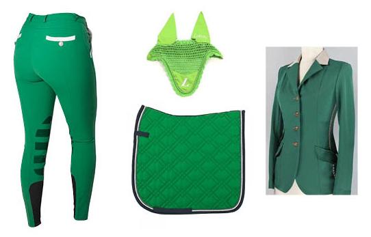 Sköna gröna prylar