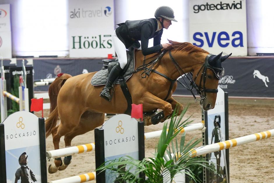 Ottilia Lundgren vann Morgondagens vinnare