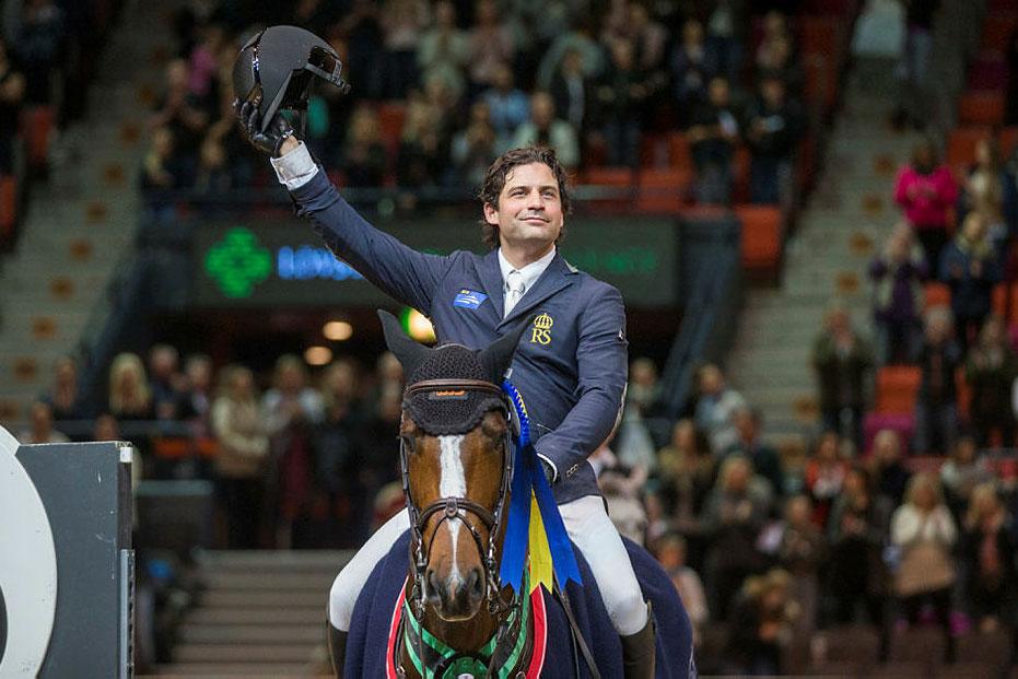 Hästfest i Norrköping med unghästarnas första Lövsta-kval