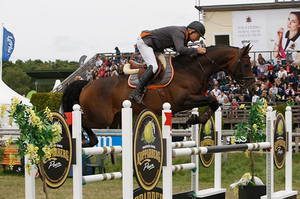 Dansk häst bästa 6-åring