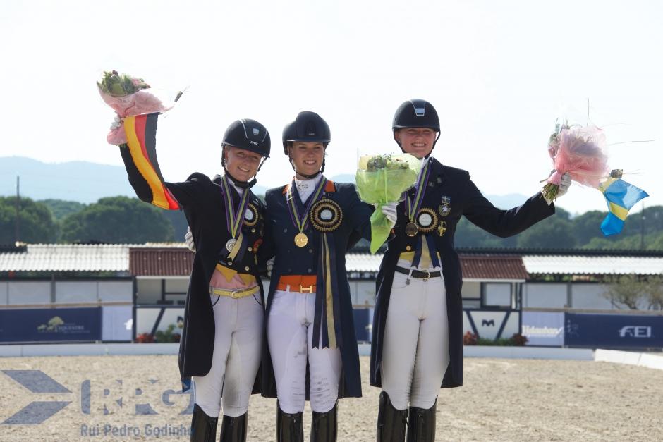 EM-brons till Marina Mattsson