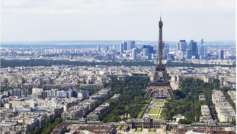 GCT fortsätter till Paris